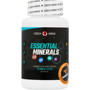Essential Minerals (Czech Virus)