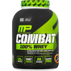 Combat 100 % Whey - MusclePharm