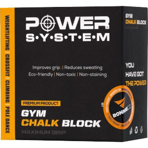 Gym Chalk Block - magnézium (kostka) - Power System