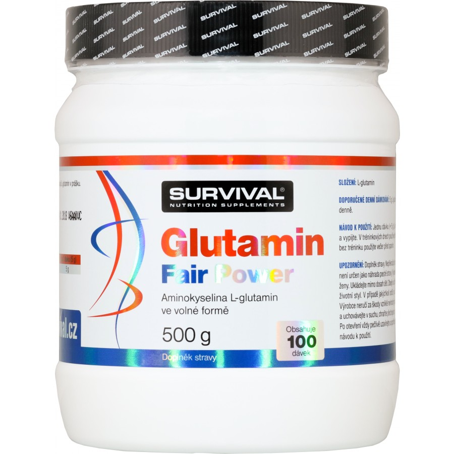 Glutamin Fair Power (R) - Survival