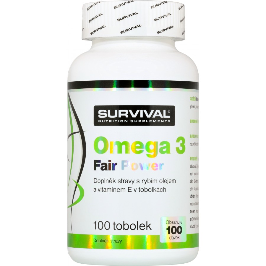 Omega 3 Fair Power (R) - Survival