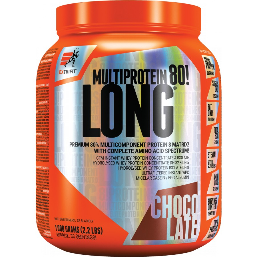 Long (R) 80 Multiprotein - Extrifit