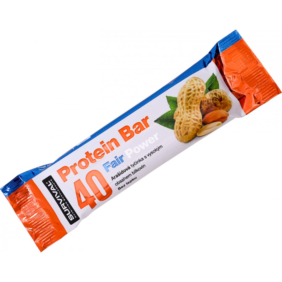 Protein Bar 40 Fair Power (R) - Survival