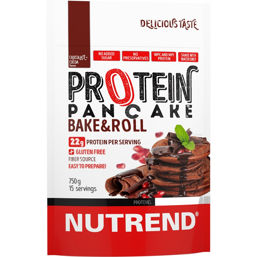 Protein Pancake - Nutrend