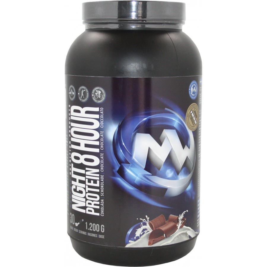 Night Protein 8 Hour - MaxxWin