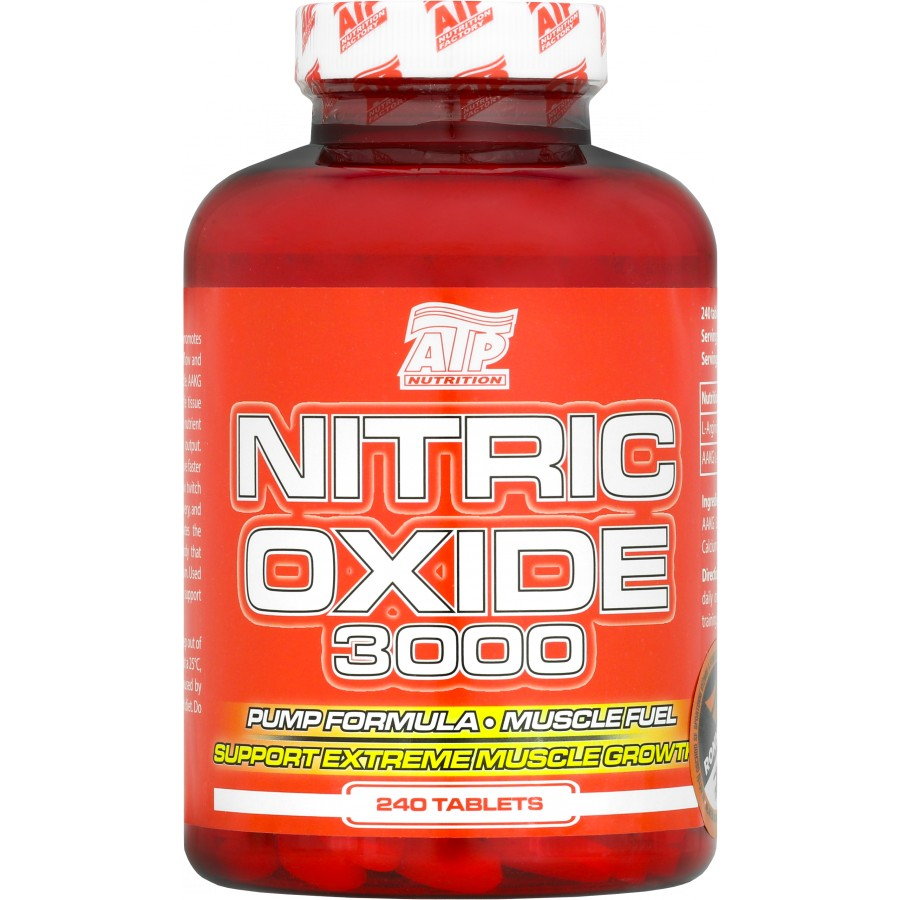 Nitric Oxide 3000 - ATP Nutrition