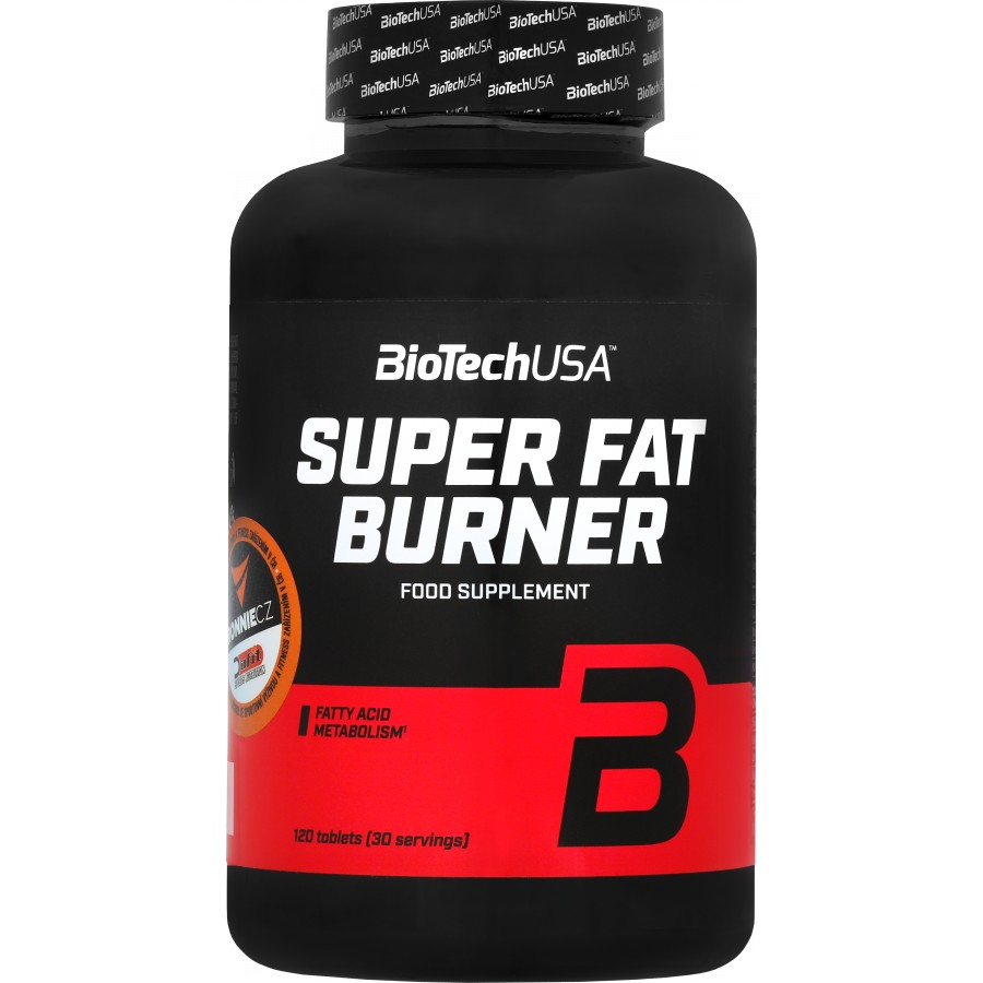 Super Fat Burner - BioTech Nutrition