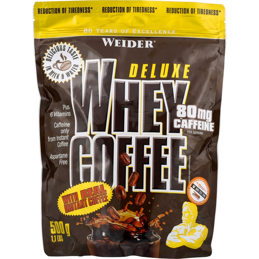 Deluxe Whey Coffee - Weider