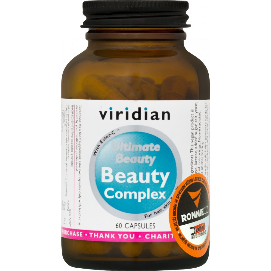 Ultimate Beauty Complex - Viridian