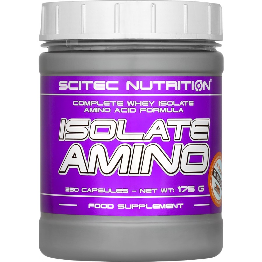 Isolate Amino - Scitec Nutrition