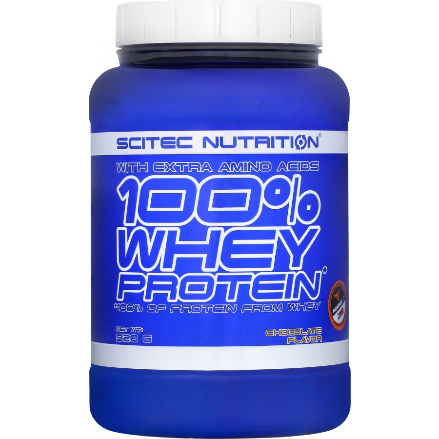 100 % Whey Protein - Scitec Nutrition