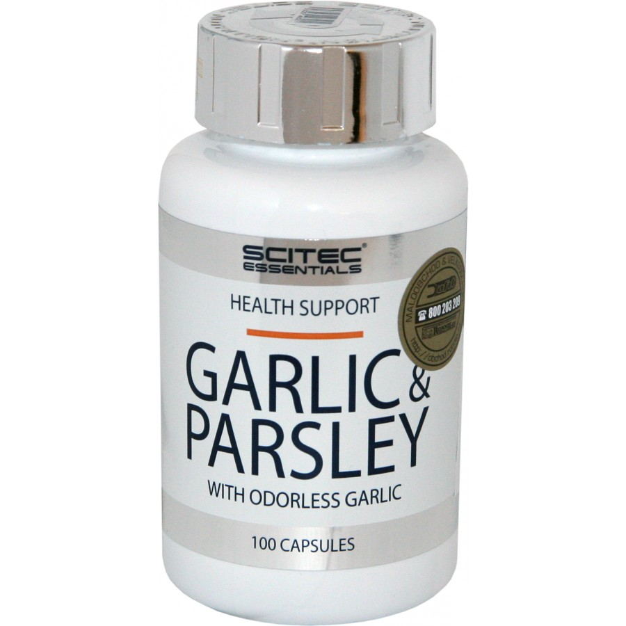 Garlic & Parsley - Scitec Nutrition