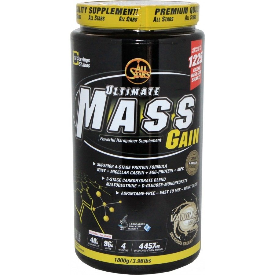 Ultimate Mass Gain - All Stars