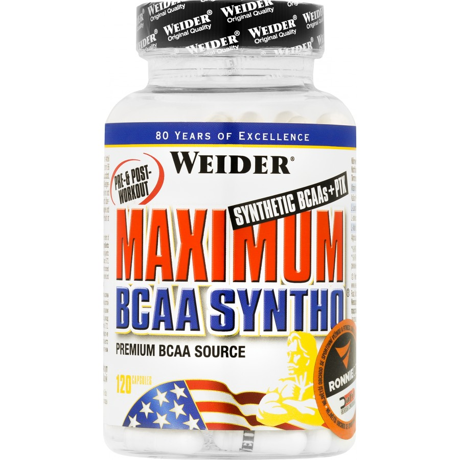 Maximum BCAA Syntho - Weider