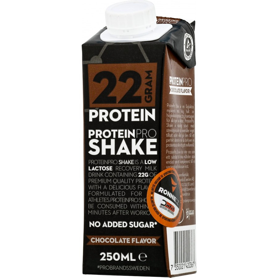 ProteinPro (R) Shake - First Class Brands of Sweden AB
