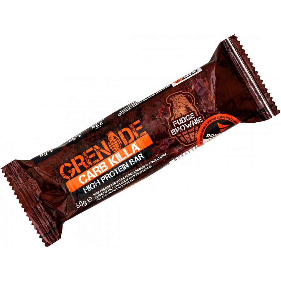 Carb Killa (R) High Protein Bar - Grenade