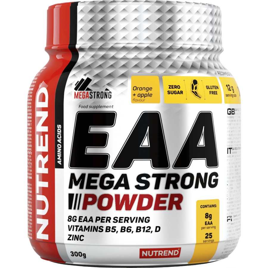EAA Mega Strong Powder - Nutrend