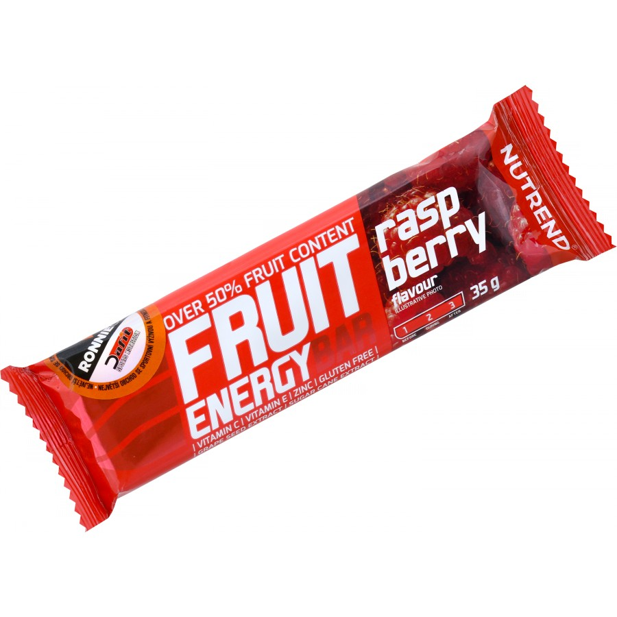 Fruit Energy Bar - Nutrend
