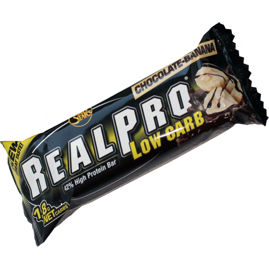 RealPro Low Carb Bar - All Stars