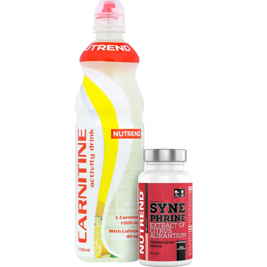 Synephrine + Carnitine Activity Drink ZDARMA! - Nutrend