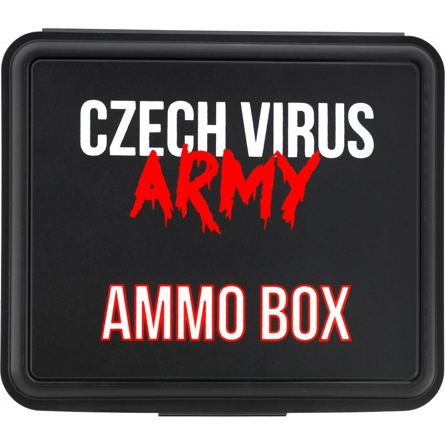 PillMaster XL Box - Czech Virus