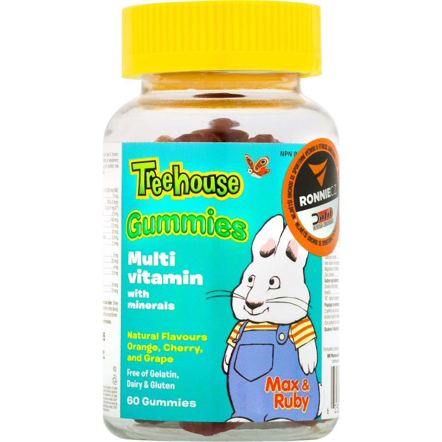Gummies Multivitamin with minerals - Treehouse