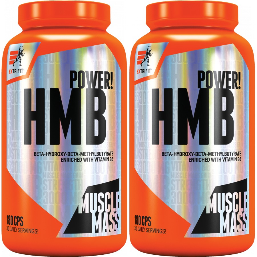 HMB Power 1+1 ZDARMA! - Extrifit