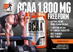 BCAA 1800 mg Mega Tablets - leták