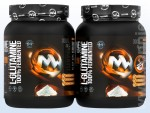 L-Glutamine Pure Natural (2x 300 g)