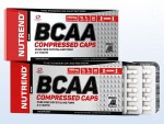 BCAA Compressed Caps (120 cps)