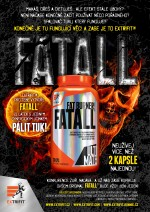 Fatall (R) Ultimate Fat Burner - plakát
