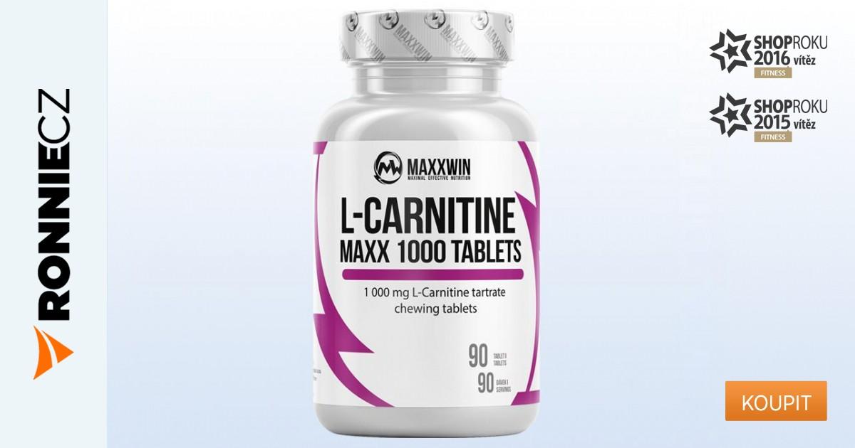 L-Carnitine Maxx 1000 (MaxxWin) 0edc66166975f