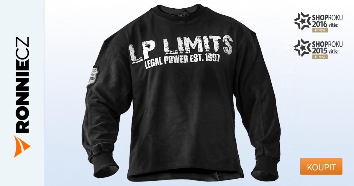 38ae2e8d9dc4 Mikina LP Limits  2 (LP Limits)