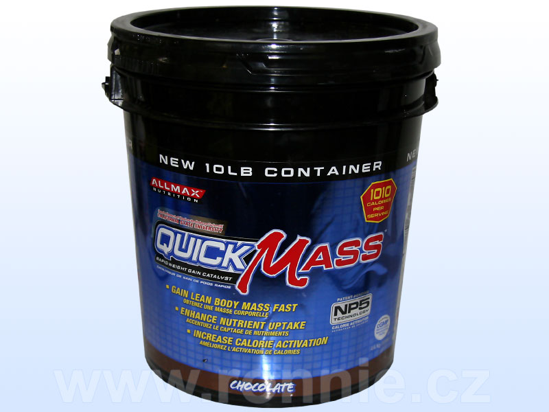 QuickMass Gain - Allmax Nutrition