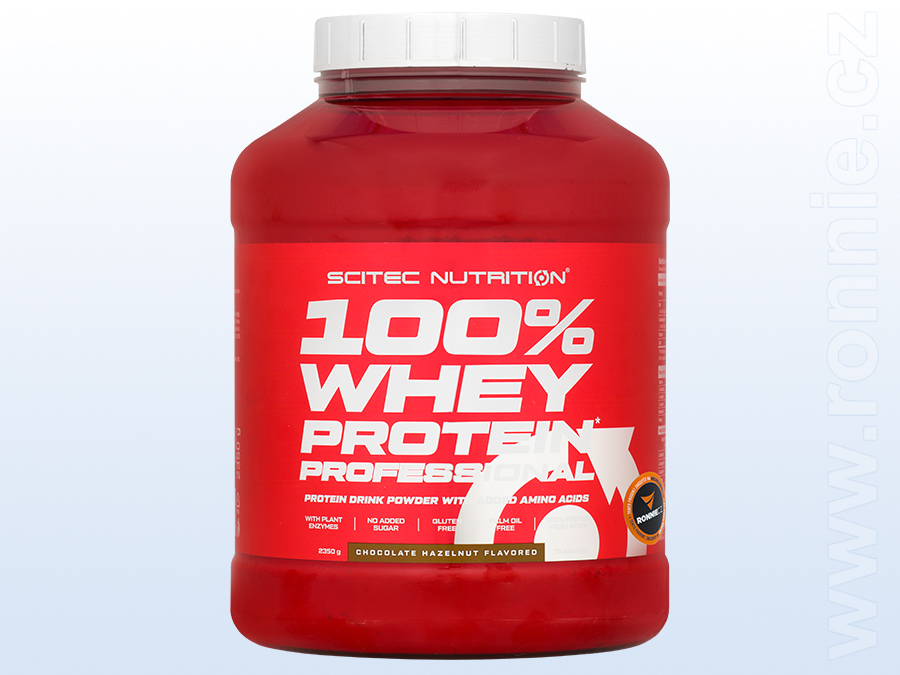 100 % Whey Protein Professional  (30 x 30 g a  30 x 30 g)