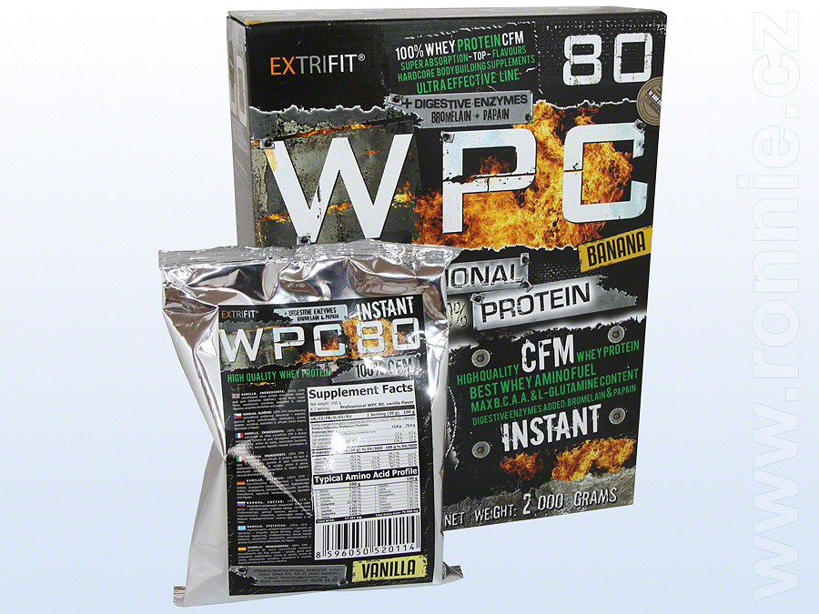 Professional WPC 80 - Extrifit