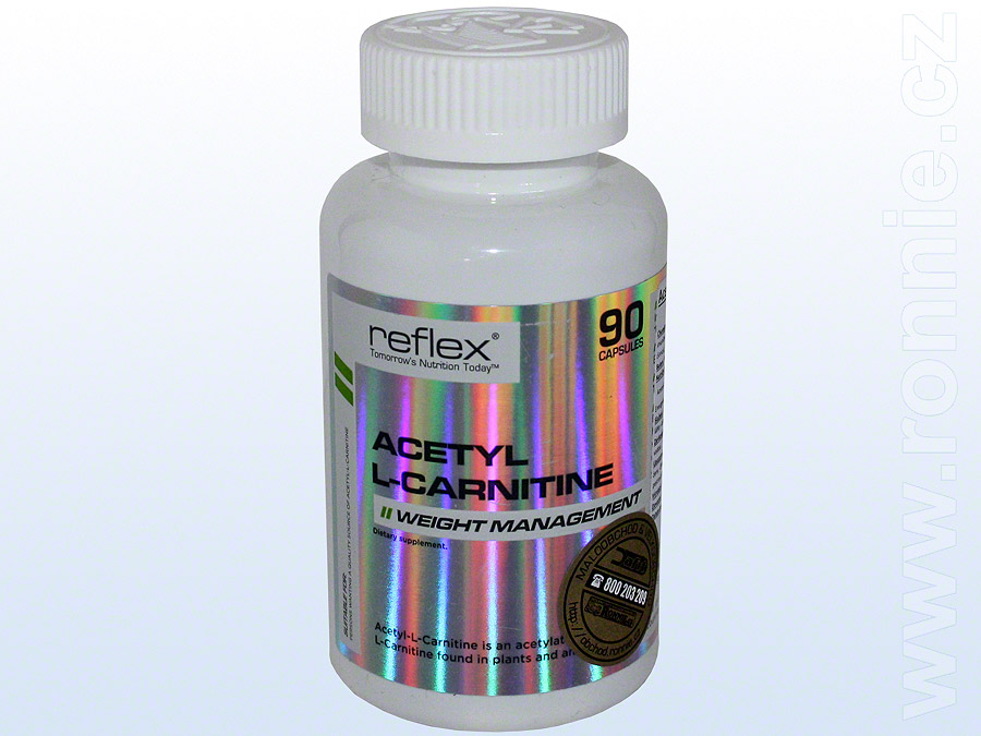 Acetyl L-Carnitine (90 cps)