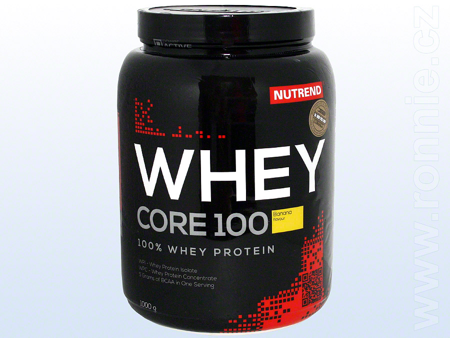 Whey Core 100 - Nutrend