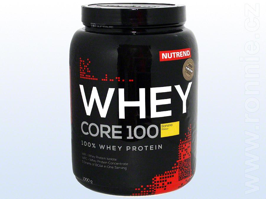 Whey Core 100 (1000 g) - malina