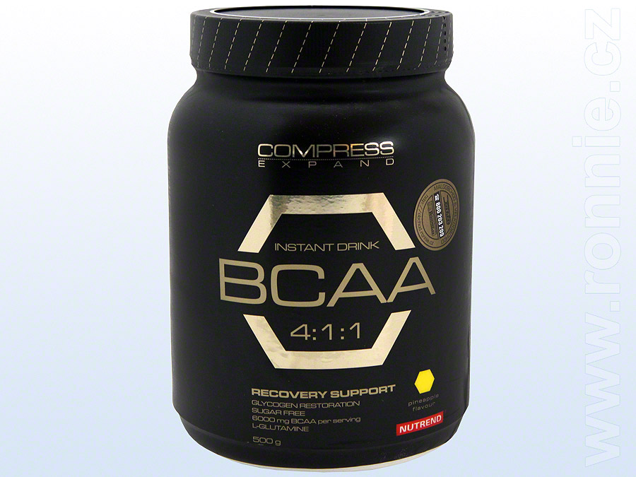 Compress BCAA Instant Drink - Nutrend