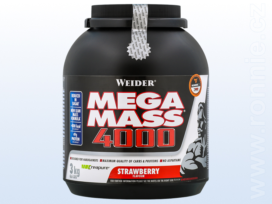 Giant Mega Mass 4000 (3000 g)